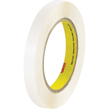 Scotch® #444 Double Sided Film Tape, 1/2