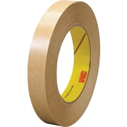 "3M 465 Adhesive Transfer Tape- Hand Rolls, 3/4"" x 60 yds., 6/Pack"