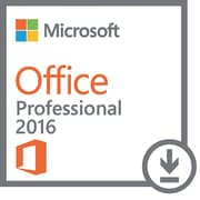 Microsoft Office Professional 2016 for Windows (1 User) [Download]