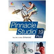 Pinnacle Studio 19 Plus for Windows (1 User) [Download]