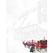 Great Papers® Holiday Stationery Santa'S Sleigh , 80/Count