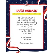 Great Papers® Holiday Stationery Patriotic Holiday, 80/Count