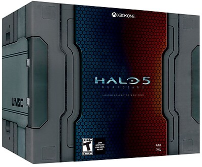 Halo 5: Guardians Limited Edition for Xbox One (English US NA only Blu-ray) 1944470