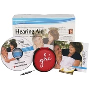Simply Soft Smart Touch Digital Hearing Aid, Left Ear