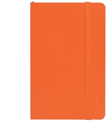 Poppin Small Soft Cover Notebook Orange 100021