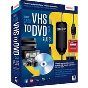 Easy VHS to DVD 3 Plus for Windows (1 User) [Boxed]