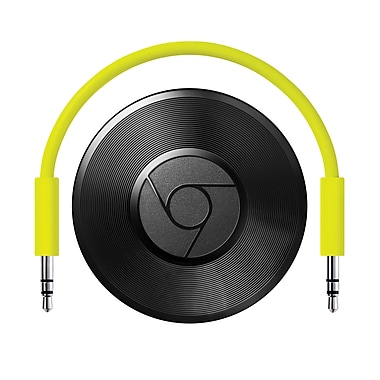 Google Chromecast Audio + $10 Best Buy Gift Card