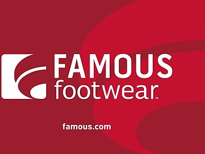 On the Famous Footwear website you can find current outlet of the Famous Footwear collection, opened online stores, list of Famous Footwear USA stores and their opening hours, etc.