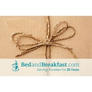 BedandBreakfast.com Gift Cards