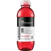 Glaceau Vitaminwater®, XXX Acai Blueberry Pomegranate, 16.9 oz., 24 Bottles/Case