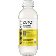 Glaceau Vitaminwater®, Zero, Squeezed Lemonade, 16.9 oz., 24 Bottles/Case