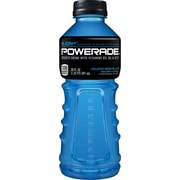 Powerade® Sports Drink, 20 oz., Mountain Berry Blast, 24 Bottles/Pack