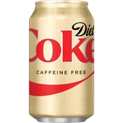 Caffeine-Free Diet Coke®, 12 oz. Cans, 24/Pack