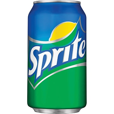 Sprite®, 12 oz. Cans, 24/Pack