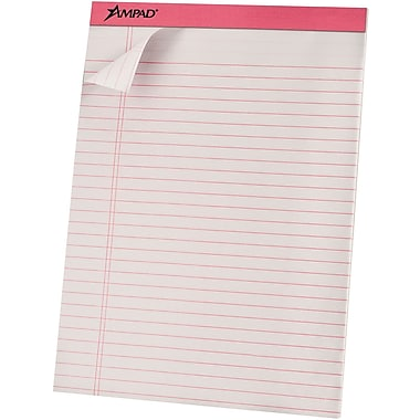 Ampad® Writing Pad, 8.5