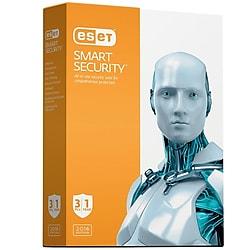 ESET Smart Security 2016 Software - 3 PCs