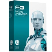 ESET NOD32 Antivirus for Windows (1-3 Users) [Boxed]