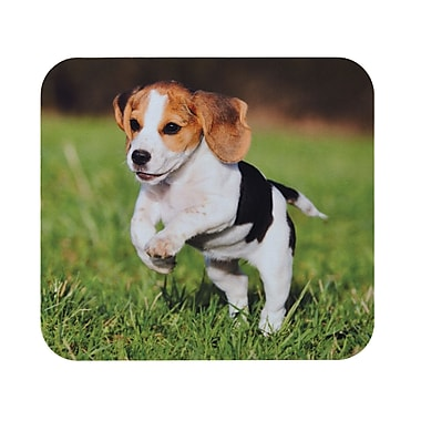 Staples Pouncing Puppy Mouse Pad