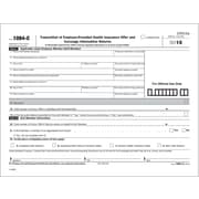 2015 TOPS ACA Forms, 1094C, 25/Pack, Affordable Care Act, L1094C