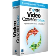 Movavi Video Converter 6 for Mac Personal Edition for Mac (1 User) [Download]