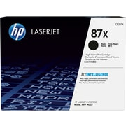 HP 87X High Yield Black Original LaserJet Toner Cartridge, CF287X