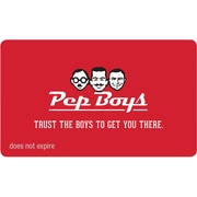 Pep Boys Gift Card (Email Delivery)