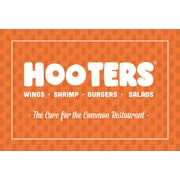Hooters Gift Card (Email Delivery)