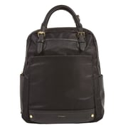 Isaac Mizrahi New York Katherine Collection Backpack, Black