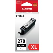 Canon PGI-270XL Pigment Black Ink Cartridge, (0319C001)