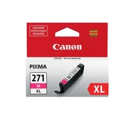 Canon CLI-271XL Magenta Ink Cartridge, (0338C001), High Yield