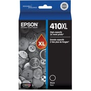 Epson 410XL Black Ink Cartridge, High Capacity (T410XL020)