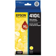 Epson 410XL Yellow Ink Cartridge, High Capacity (T410XL420)