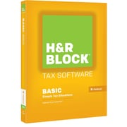 H&R Block 15 Basic for Windows/Mac (1 User) [Boxed]