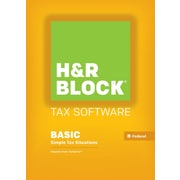 H&R Block 15 Basic for Mac (1 User) [Download]
