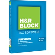 H&R Block 15 Premium for Windows/Mac (1 User) [Boxed]