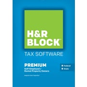 H&R Block 15 Premium for Mac (1 User) [Download]