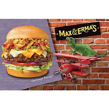 Max & Erma's Gift Card $50 (Email Delivery)