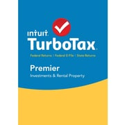 TurboTax Premier 2015 for Windows (1 User) [Download]