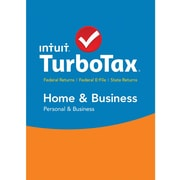 TurboTax Home & Business 2015 for Windows (1 User) [Download]