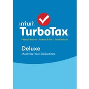 TurboTax Deluxe + State 2015 for Mac (1 User) [Download]