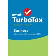 TurboTax Business 2015 for Windows (1 User) [Download]