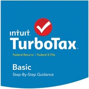 TurboTax Basic 2015 for Windows (1 User) [Download]