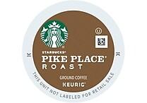 Keurig® K-Cup® Starbucks® Pike Place® Roast Coffee, Regular, 16 Pack