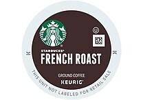 Keurig® K-Cup® Starbucks® French Roast, Regular, 16 Pack