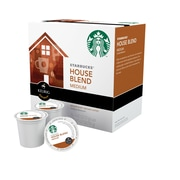 Keurig® K-Cup® Starbucks® House Blend, Regular, 16 Pack
