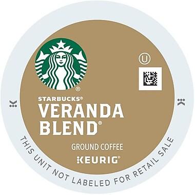 Keurig® K-Cup® Starbucks® Coffee, 24/Pack