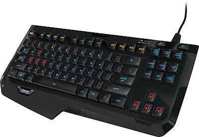 Logitech G410 Compact Mechanical Gaming Keyboard