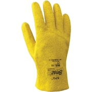 Best Manufacturing Company Yellow Abrasion Resistant 1/Pair Cotton Gloves, XL
