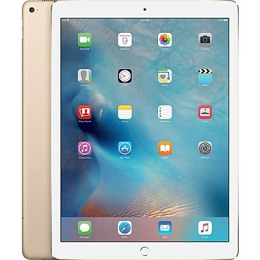 Apple - iPad Pro (ML0V2CL/A) 12,9 po, puce A9X 3e génération, 256 Go, Wi-Fi, or