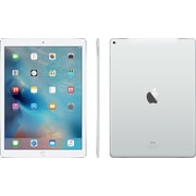 "Apple iPad Pro, 12.9"", A9X Chip, Wi-Fi, Silver"